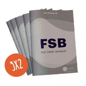 Fast Start Booklet (5 pack)