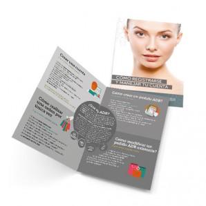 Folleto de Inscripción y ADR (pack de 25 folletos)